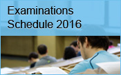 IASCA Examination Schedule 2015